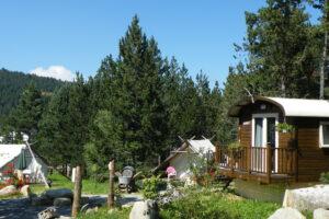 Camping La Devèze***