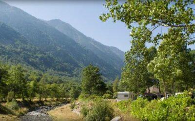 Camping municipal*** de Mérens-les-Vals