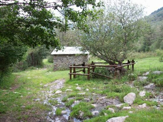 cabane sant-Marti-d'Envalls