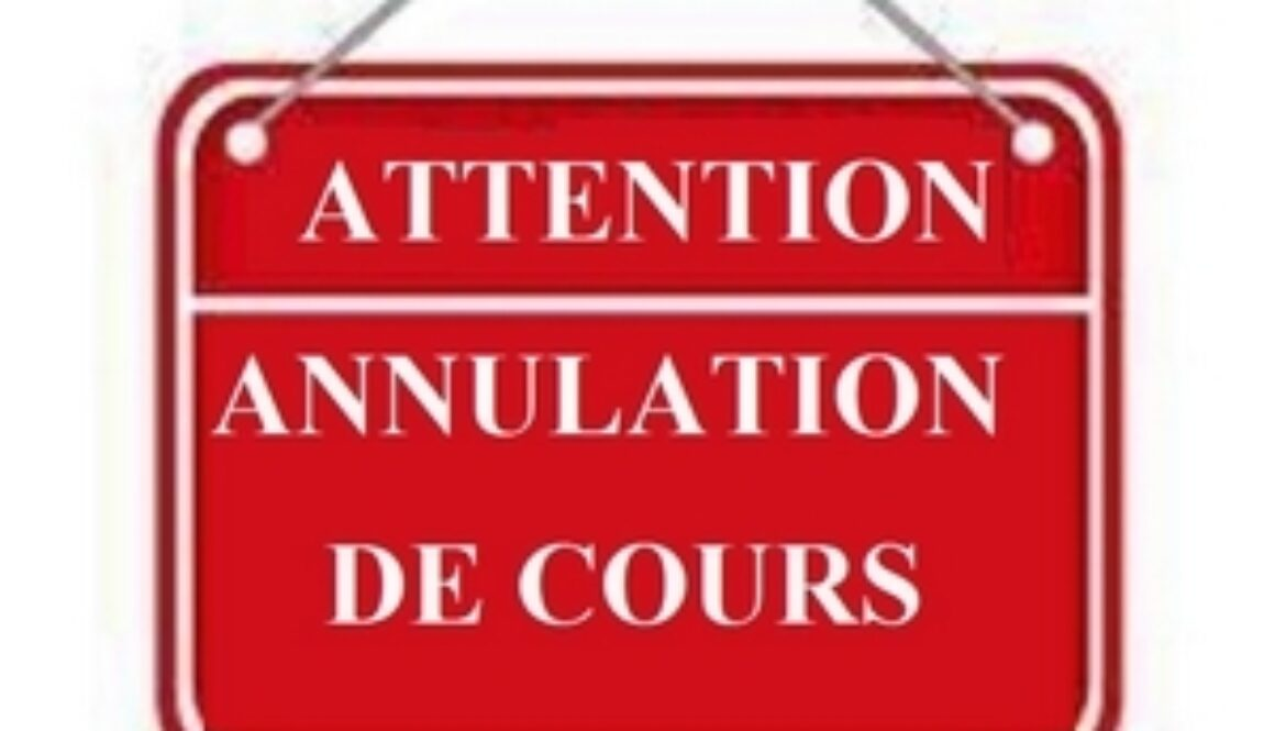annulation-cours