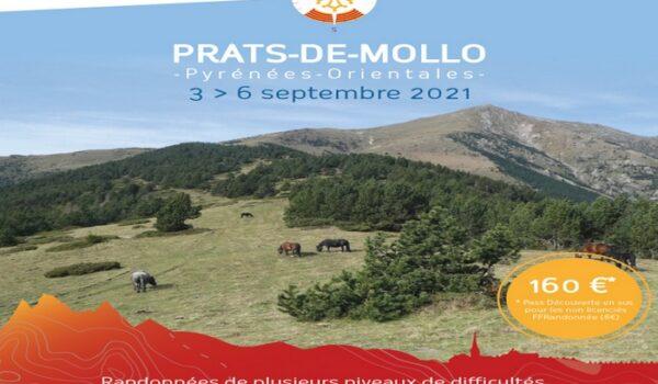 Séjour Découverte Montagne à Prats-de-Mollo (Pyrénées-Orientales)